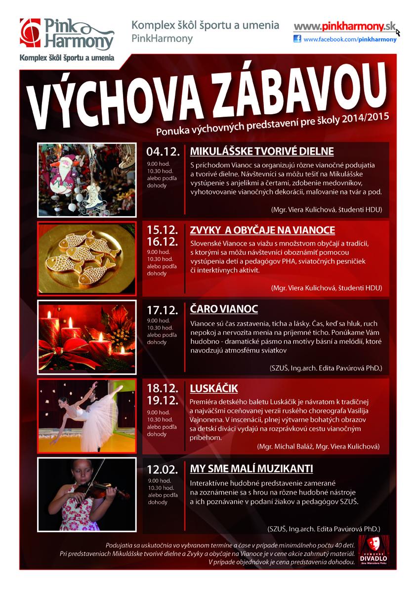 Výchovné koncerty 1