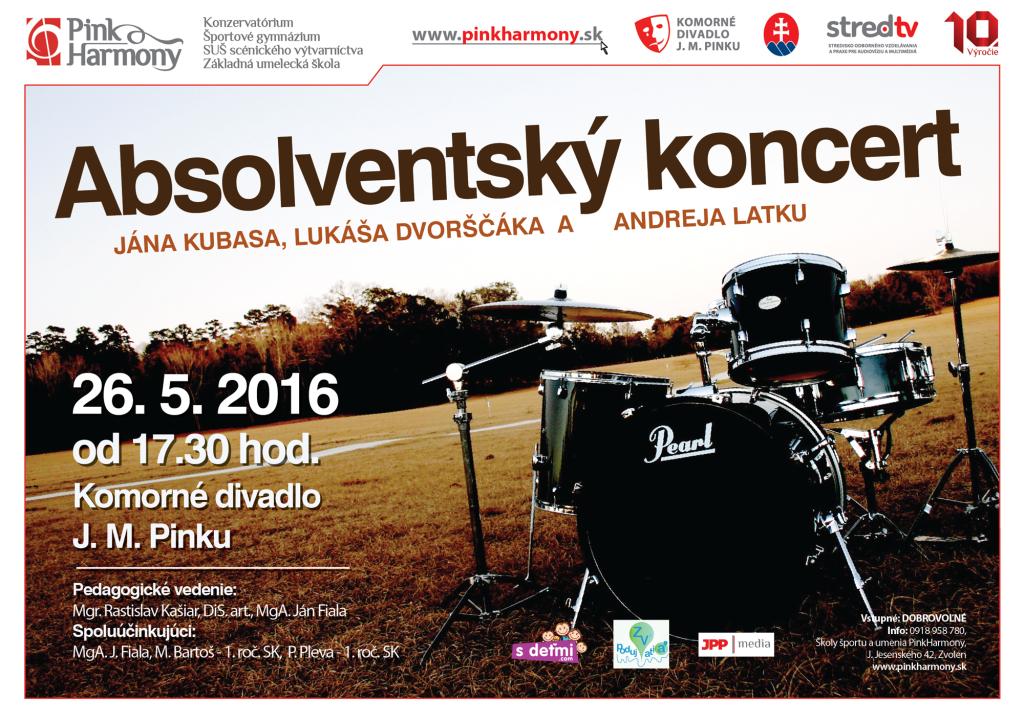 absolventsky koncert